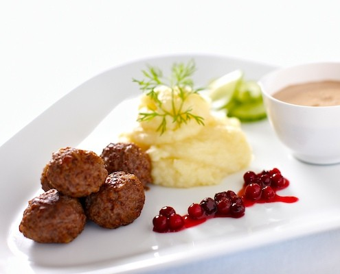 Swedish Meatballs By Kalle Bergman