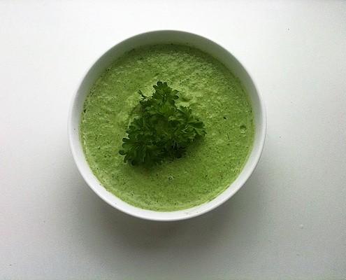 Sauce Verte By Kalle Bergman