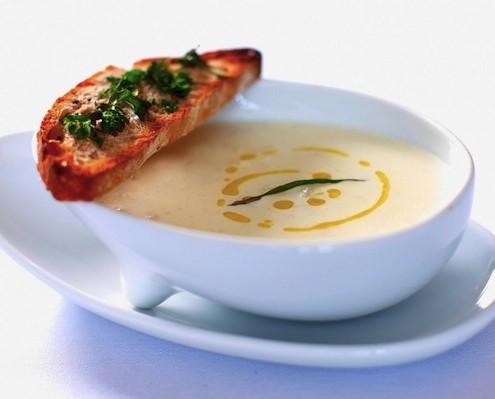 Cauliflower Soup By Kalle Bergman