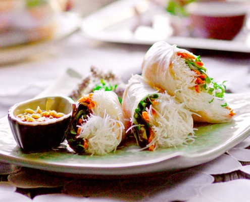 Spring Rolls By Joy Zhang On Honest Cooking