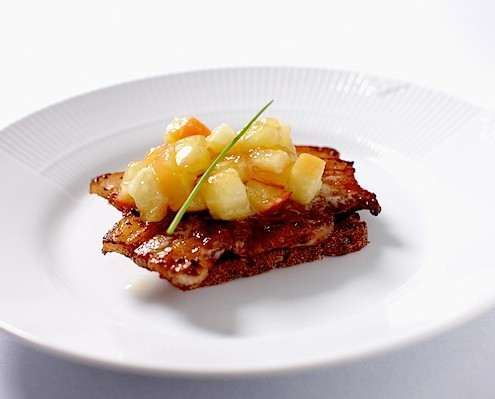 Apple Pork By Kalle Bergman