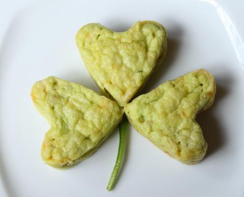 St. Patrick's Day Breakfast Casserole