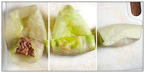 Cabbage Rolls Step-by-Step