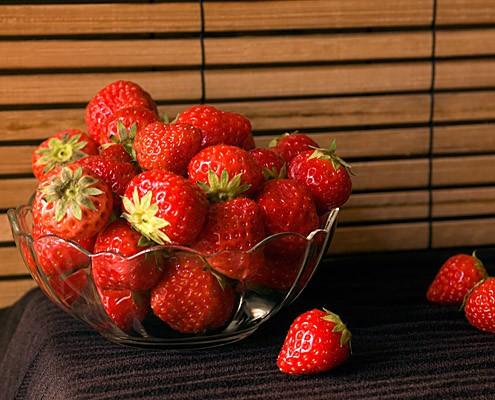 Fresh Spring Strawberries