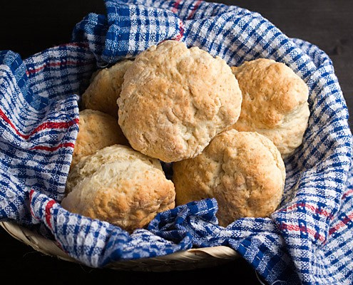 American Whole Milk Biscuits