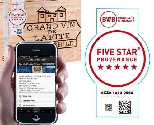 Bordeaux Winebank iPhone app