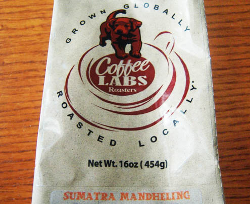 Coffee Labs Sumatra