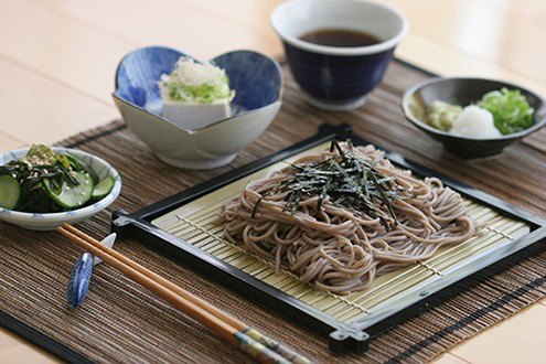 Japanese Soba Noodles – Honest Cooking