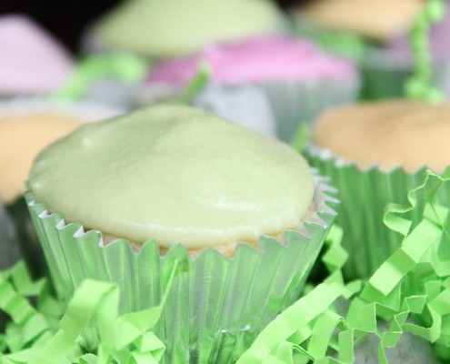 Natural Buttercream Frosting Dyes - Spinach Juice