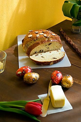 Mazanec Czech Easter Bread