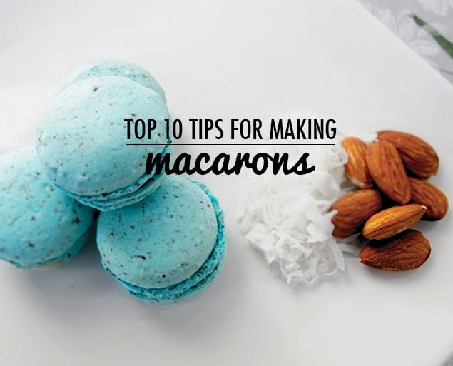 How To Make Macarons At Home Step By Step Guide