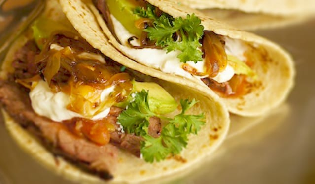 Soft Taco Flap Steak