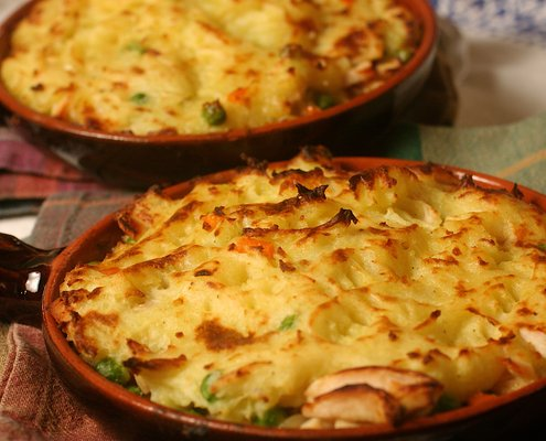 recipe: chicken shepherd's pie recipe [4]