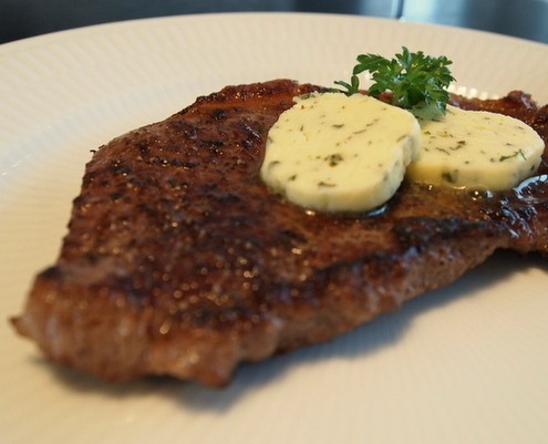 24h Steak with Béarnaise Butter