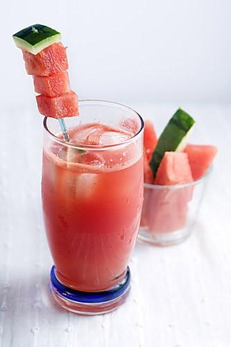 Agua Sandia  Mexican Watermelon DrinkNon Alcoholic Mexican Drinks
