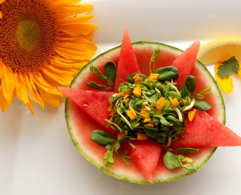 "Summer Sunshine ""The Salad"""