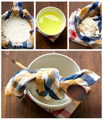 Queso Fresco Step by Step