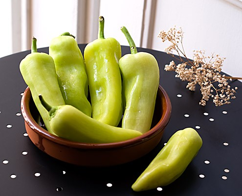 Wax Peppers