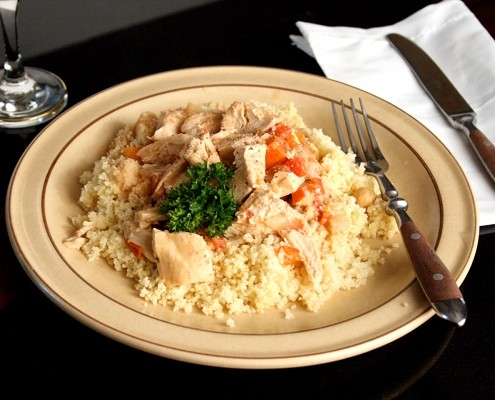 africanchickencouscous