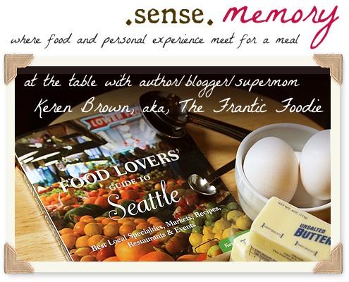 Sense Memory: Keren Brown