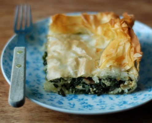 spanakopita 2nd
