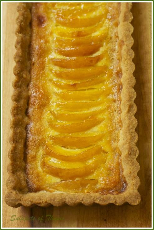 Apricot Tart/Bakery tour