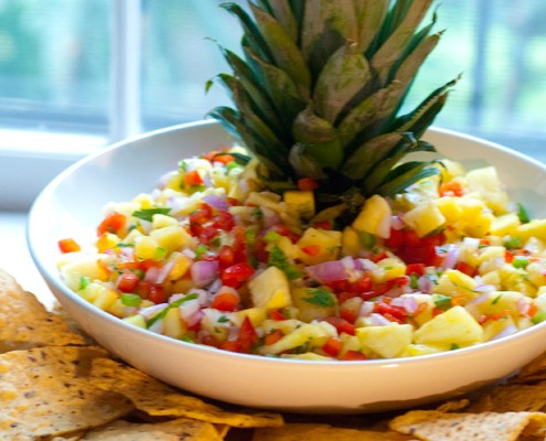 Pineapple Salsa by Phil Stocker