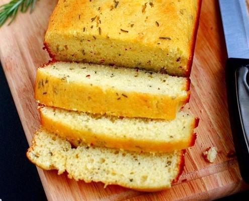 Rosemary Pound Cake