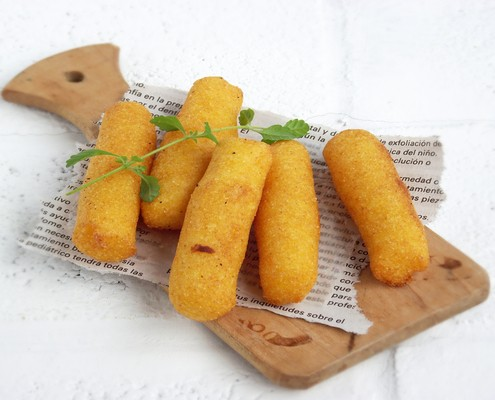 Sorullitos de Maíz (Corn Fritters)