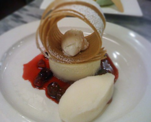 The Tuile Cookie – a Worn Out Dessert Garnish - Honest Cooking