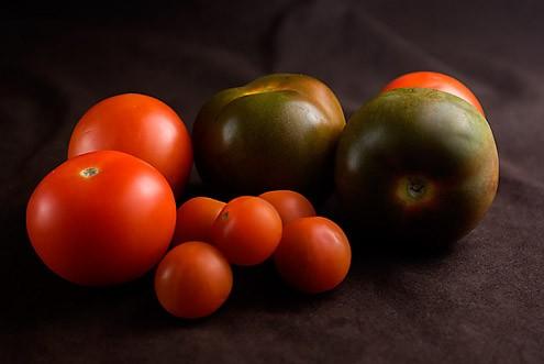 Raw Tomato Variety