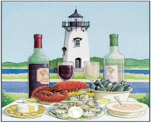 Martha's Vineyard Food and Wine