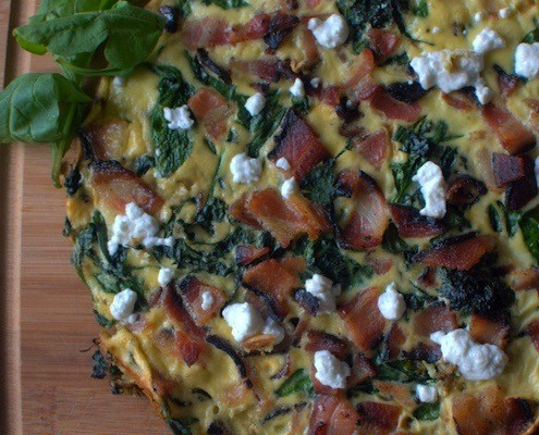 Autumn Frittata