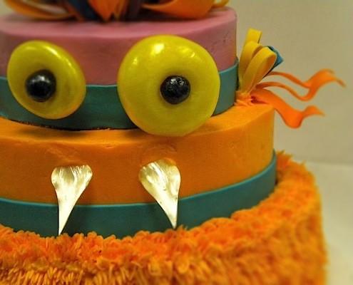 Bridezilla Cake