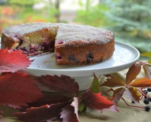 Winemakers Coronation Grape Cake
