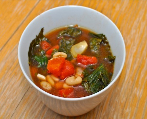 beyond the kale vegetarian soup