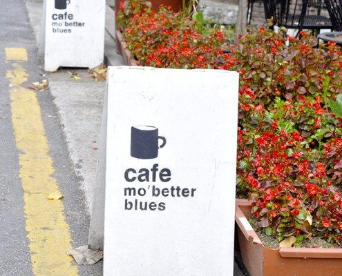 Cafe Mo'Better Blues