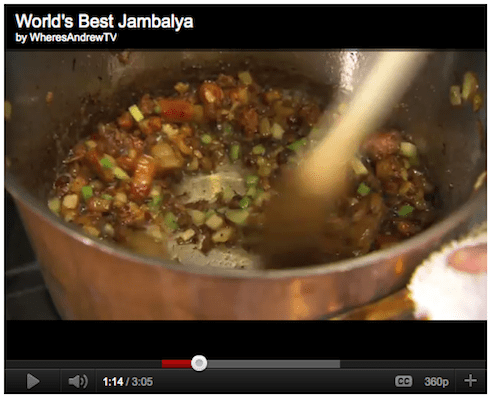 Worlds Best Jambalaya