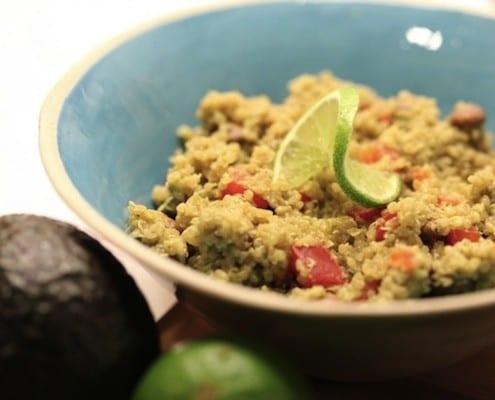 Aztec Quinoa