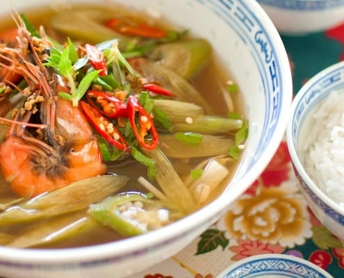 Canh Chua Sour Soup