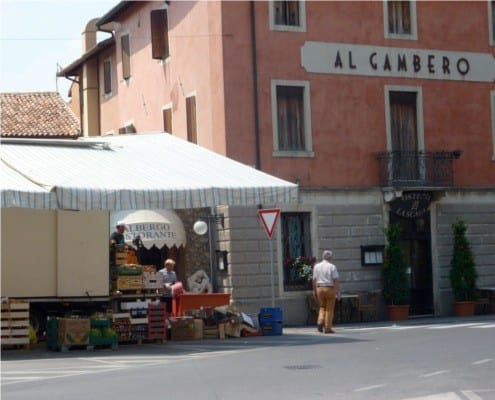 Fruit Stand in Soave