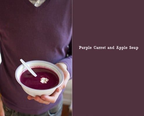 Purple Soup Recipe
