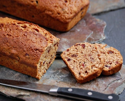 A Bite Of Britain Welsh Bara Brith Tea Cake Honest Cooking