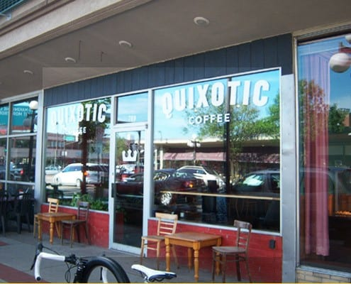 Quixotic Coffee