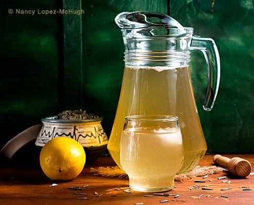 Pandan Lemongrass Tea