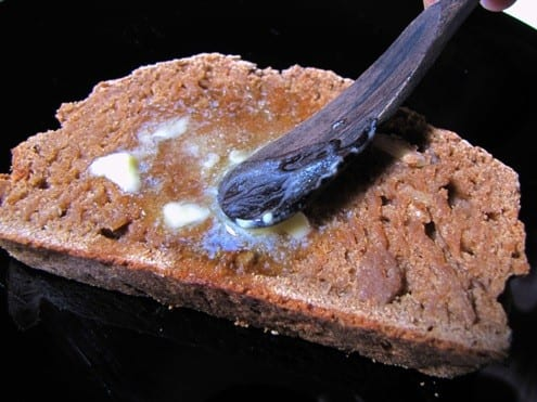 Brazilian Stout Bread