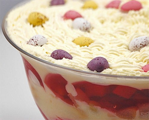 Easy Easter Trifle Recipe On Honest Cooking