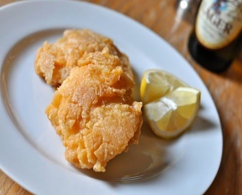 Beer Batter Fish Fry