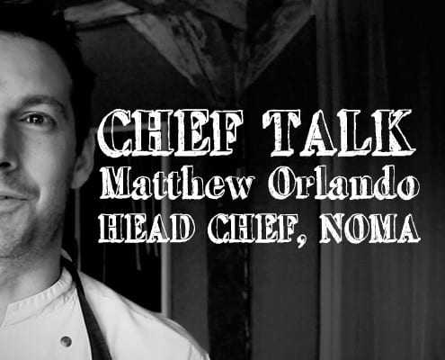 See the video interview with Matthew Orlando here