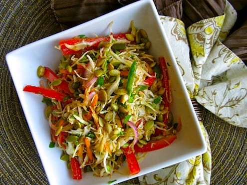 Mexican Slaw Recipe